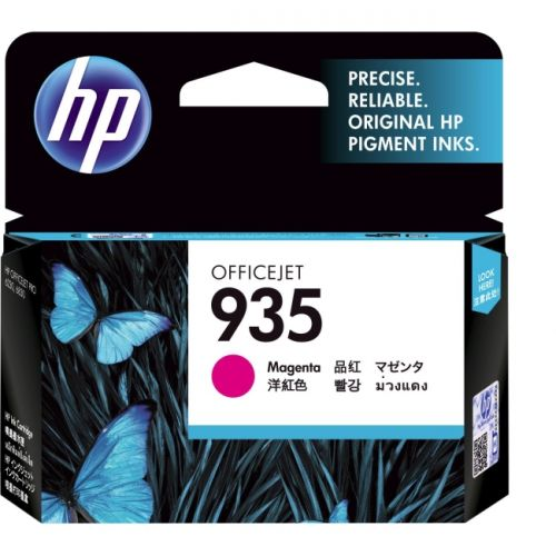 HP 935 Ink Cartridge - Magenta