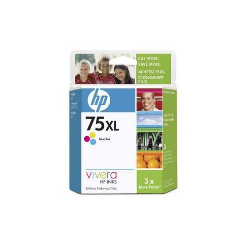 HP 75XL Tri-Color Ink Cartridge