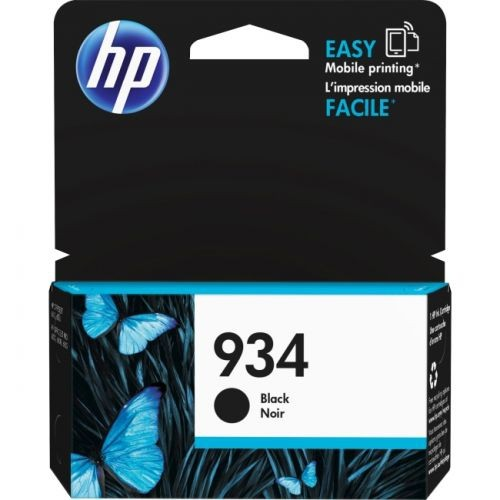 HP INK CART HP934 BLACK ORIGINAL(C2P19AN140)