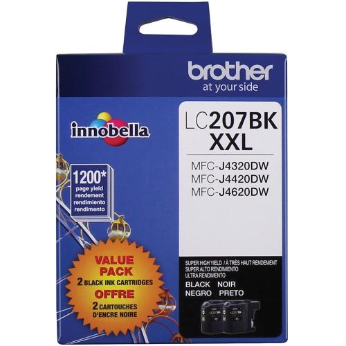Brother Innobella LC2072PKS Ink Cartridge - Black