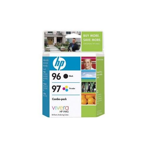 HP 96 / 97 Black and Tri-color Ink Cartridges