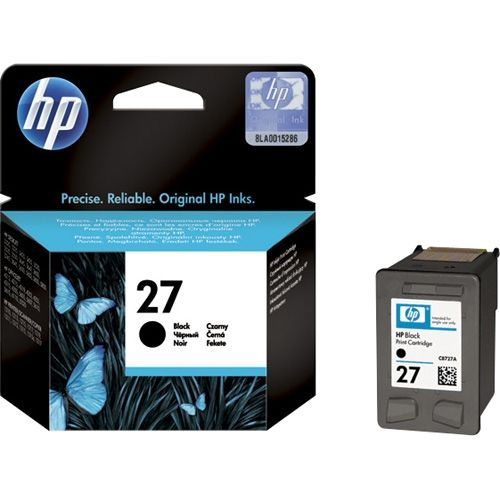 HP 27 Ink Cartridge