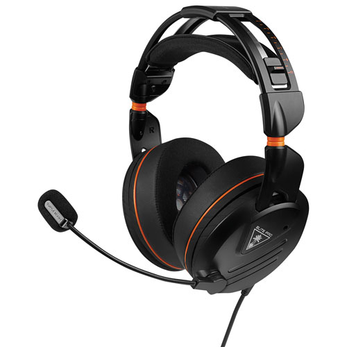 Turtle Beach Elite Pro Gaming Headset - Black