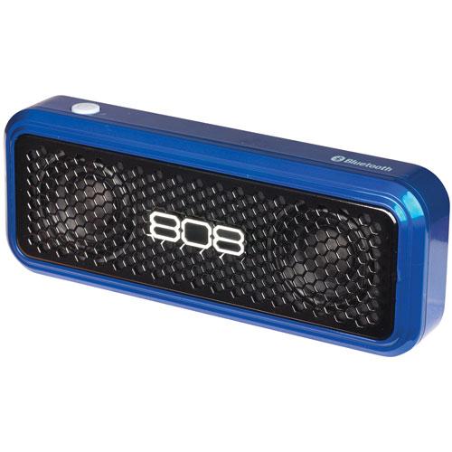 Haut-parleur Bluetooth portatif 808 XS SP260BL - Bleu