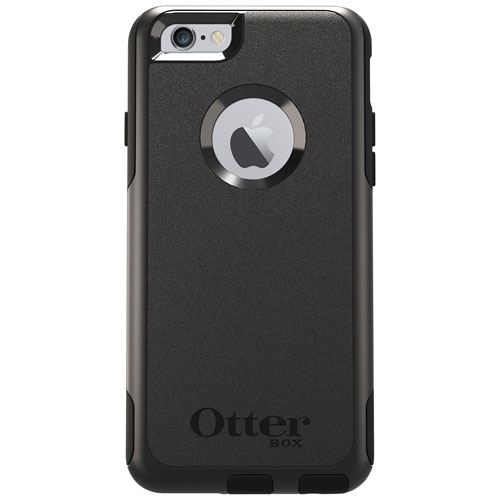 OtterBox Commuter iPhone 6 Plus/6s Plus Fitted Hard Shell Case - Black