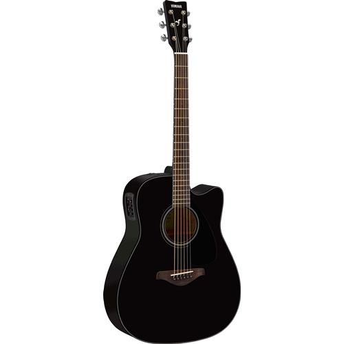Yamaha FGX800C Acoustic - Black