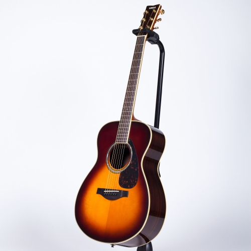 Yamaha LS6 ARE Small Type Acoustic Guitar - Brown Sunburst