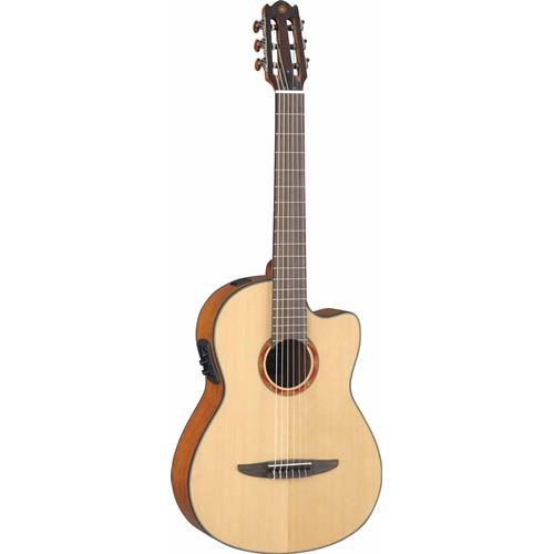 Yamaha NCX700 Acoustic Guitar - Classical Style and Standard Depth