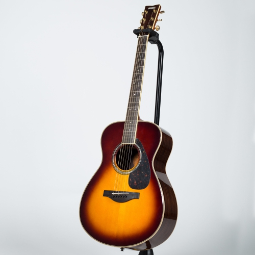 Yamaha LS16 ARE Small Type Acoustic Guitar - Brown Sunburst