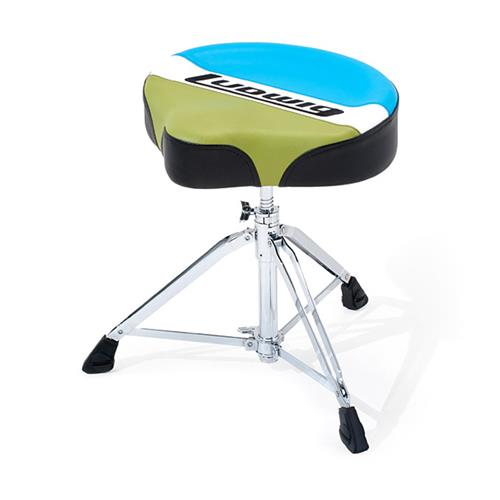 Classic Drum Throne - Saddle