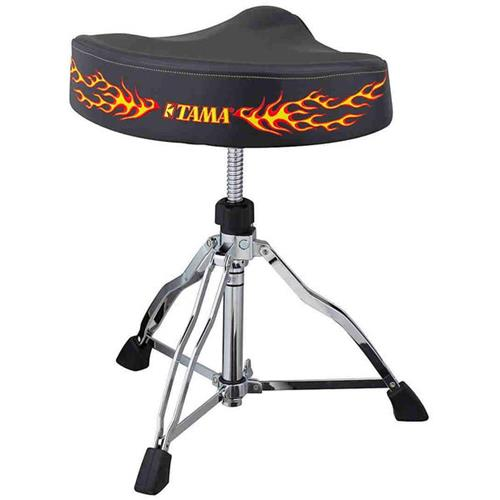 Tama Hot Seat Wide Rider Drum Throne - Leather Top