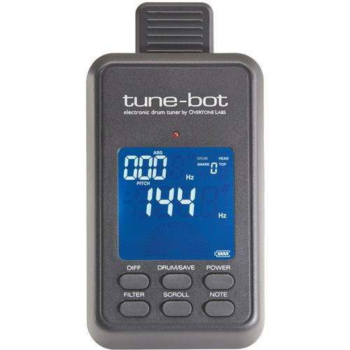 Tune-Bot Electronic Drum Tuner Clip-On