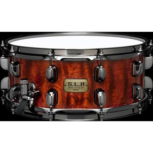 "G-Bubinga Snare Drum - 6x14"""