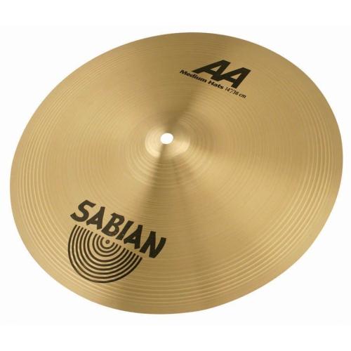 """Sabian AA Medium Hats - 14"""""""
