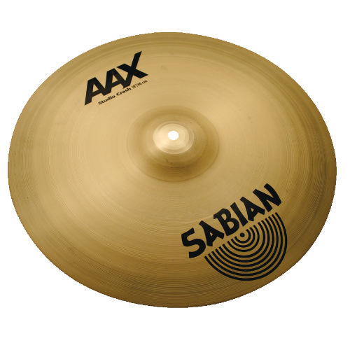 "Sabian 21806X 18"" AAX Studio Crash Cymbal"