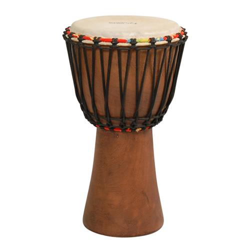 """Tycoon African Djembe Hand Drum - 10"""""""
