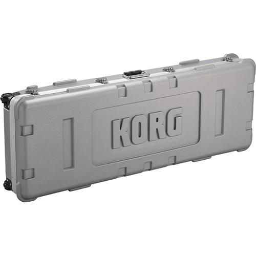 Korg ABS Keyboard Case for Kronos2-73 - Silver