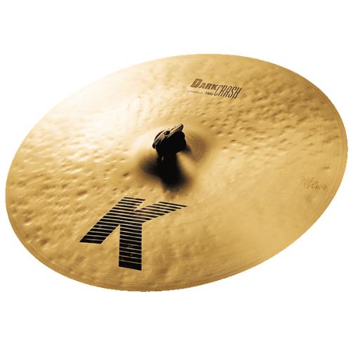 "Zildjian K0903 17"" K Dark Crash Thin Cymbal"