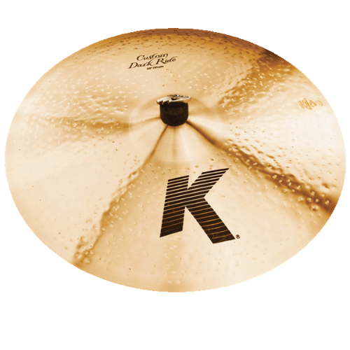 "Zildjian K0965 20"" K Custom Dark Ride Cymbal"