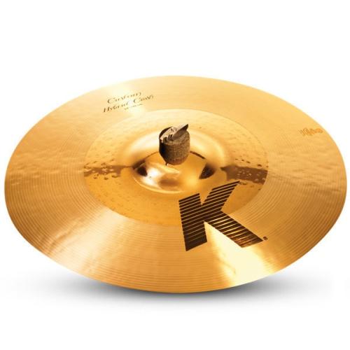 "Zildjian K1218 18"" K Custom Hybrid Crash Cymbal"