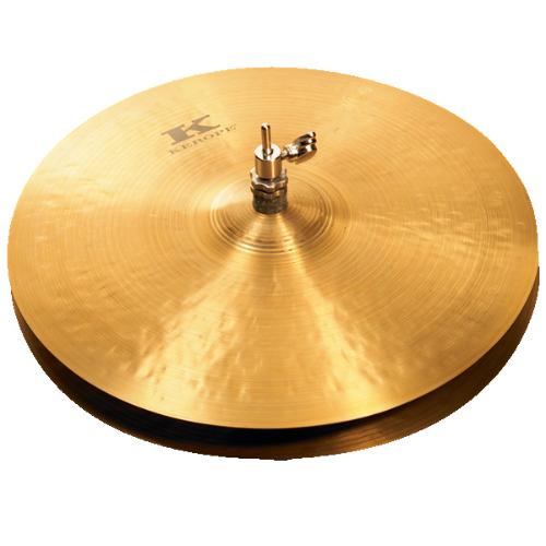 """Zildjian Cymbal, 14"""" Kerope Hi Hat Pair"""