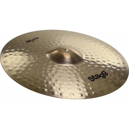 """Stagg MY-RB20 Myra Bell Ride Cymbal - 20"""", Brilliant"""