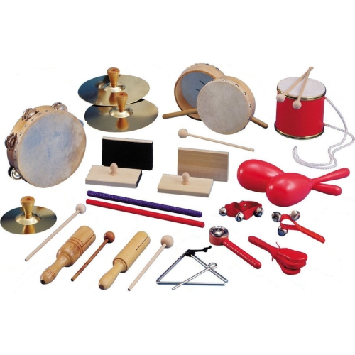 Trophy Deluxe Rhythm Band Set - 35 Players
