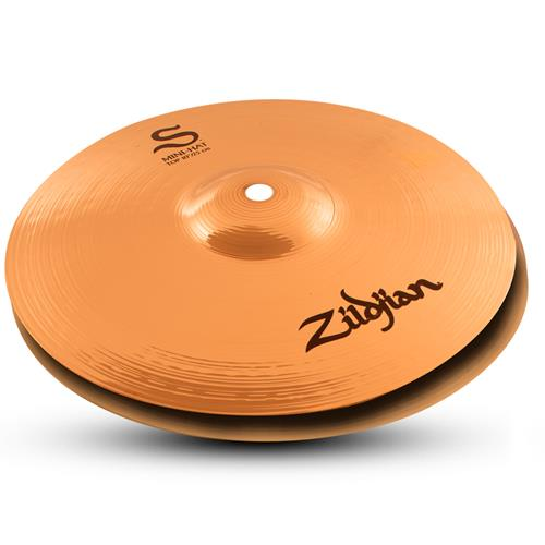 "Zildjian 10"" S Family Mini HiHat Cymbals - Pair"