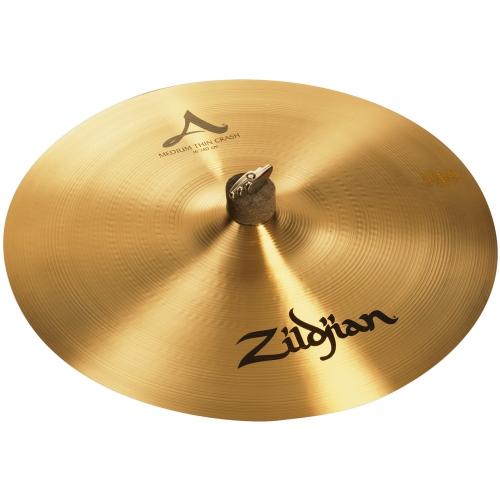 """Zildjian A0230 16"""" A Zildjian Medium Thin Crash Cymbal"""