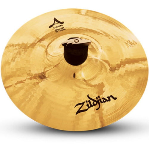 "Zildjian A20542 10"" A Custom Splash Cymbal"