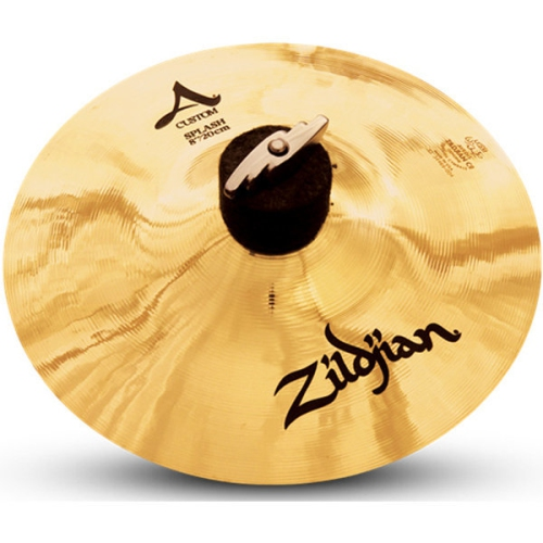 "Zildjian A20540 8"" A Custom Splash Cymbal"