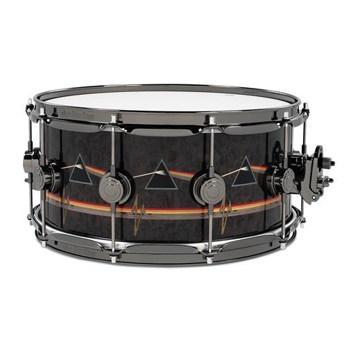 DW Collector's Series Nick Mason Dark Side Snare Drum