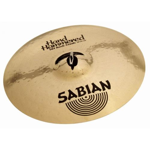 """Sabian HH Rock Crash Cymbal - 16"""""""