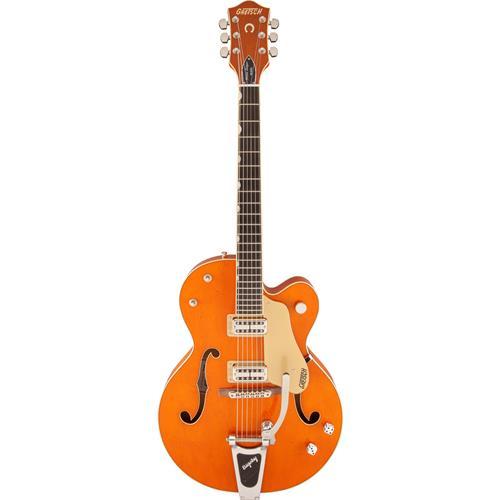 Gretsch Brian Setzer Nashville Electric Guitar - Vintage Orange Lacquer