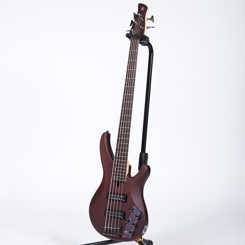 Yamaha TRBX505 Sculpted Bass Guitar - Translucent Brown