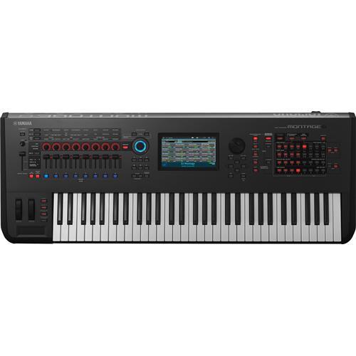 Yamaha Montage 6 61-Key Synthesizer