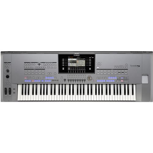 Yamaha Tyros5 76-Key Arranger Workstation