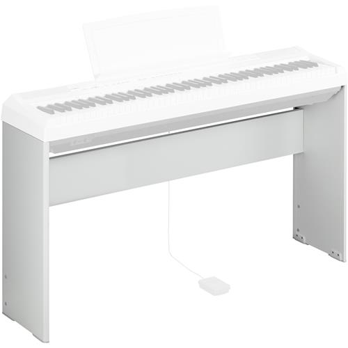 Yamaha L-85 Keyboard Stand for P115/P105 - White