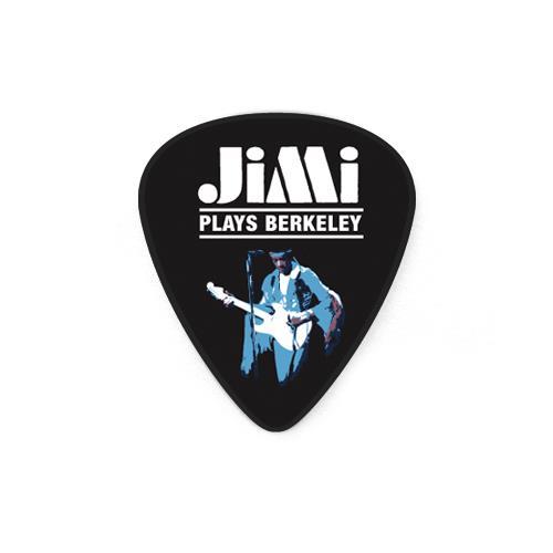 Dunlop JH-PT24 Jimi Hendrix Collector Series Guitar Picks - Heavy,