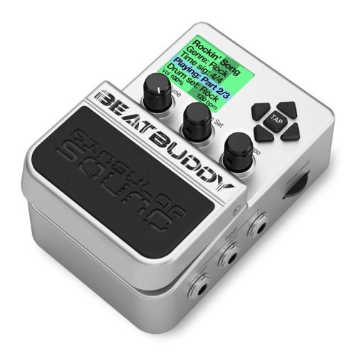 Singular Sound BeatBuddy Drum Machine Effects Pedal