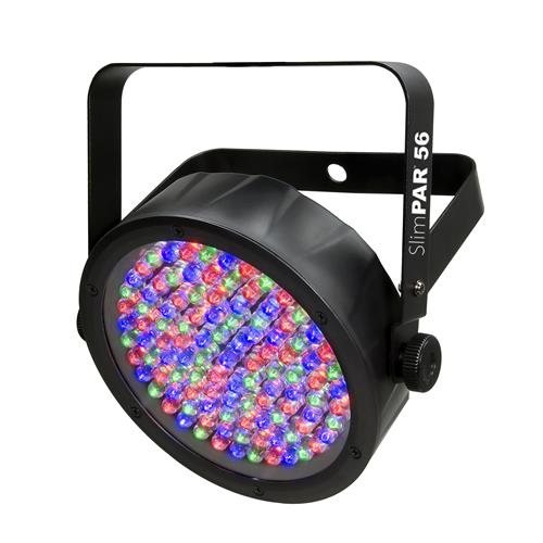 Chauvet SlimPAR 56 LED Wash Light - Black