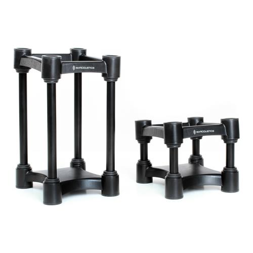 IsoAcoustics ISO-L8R130 Home and Studio Speaker Stands - Small - Pair