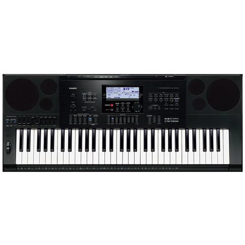 Casio CTK-7200 61-Key Keyboard