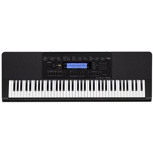 casio wk 245 76 key workstation midi keyboard midi controllers best buy canada. Black Bedroom Furniture Sets. Home Design Ideas