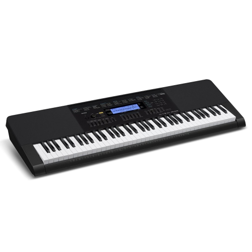 casio wk 245 76 key workstation midi keyboard midi controllers best buy canada. Black Bedroom Furniture Sets. Home Design Ideas