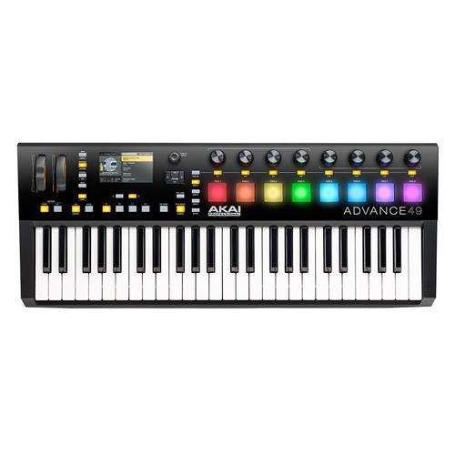 Akai Advance 49 Synthesizer