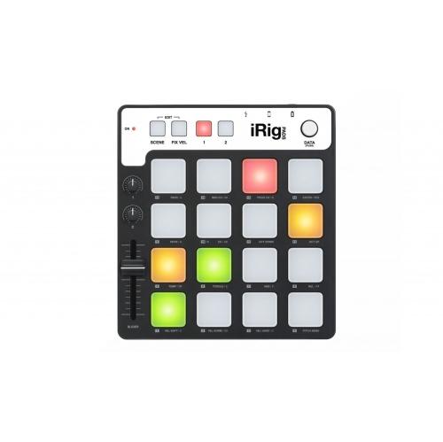 iRig Pads MIDI Groove Pad Controller