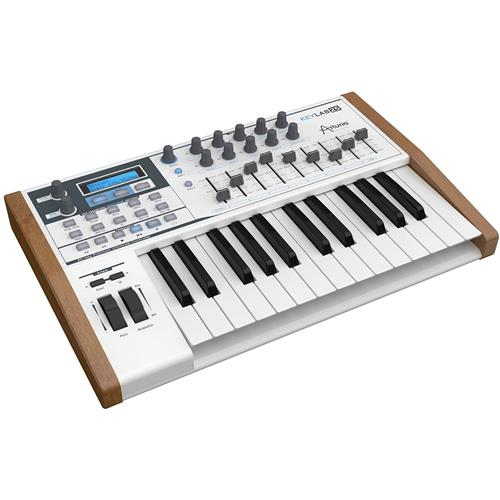 Arturia KeyLab 25 25-Key USB MIDI Controller