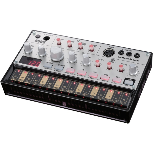 Korg Volca Bass Synthesizer Analogue Bass Machine