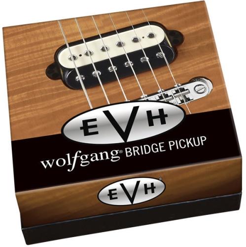 EVH Wolfgang Bridge Pickup - Black and White